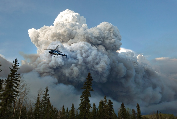 Fort Mac Wildfire