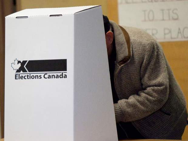 Elections Canada Photo